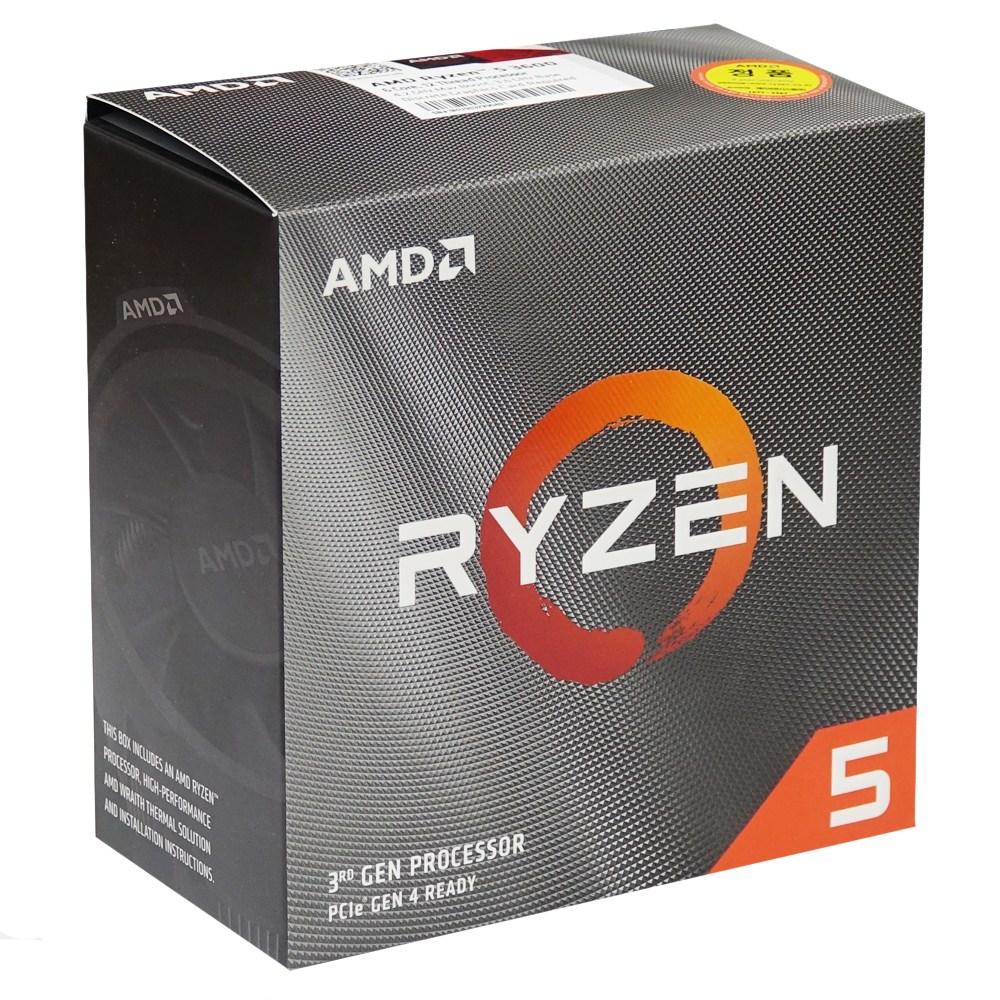AMD 라이젠 5 3500X (마티스) (멀티팩), 단일상품