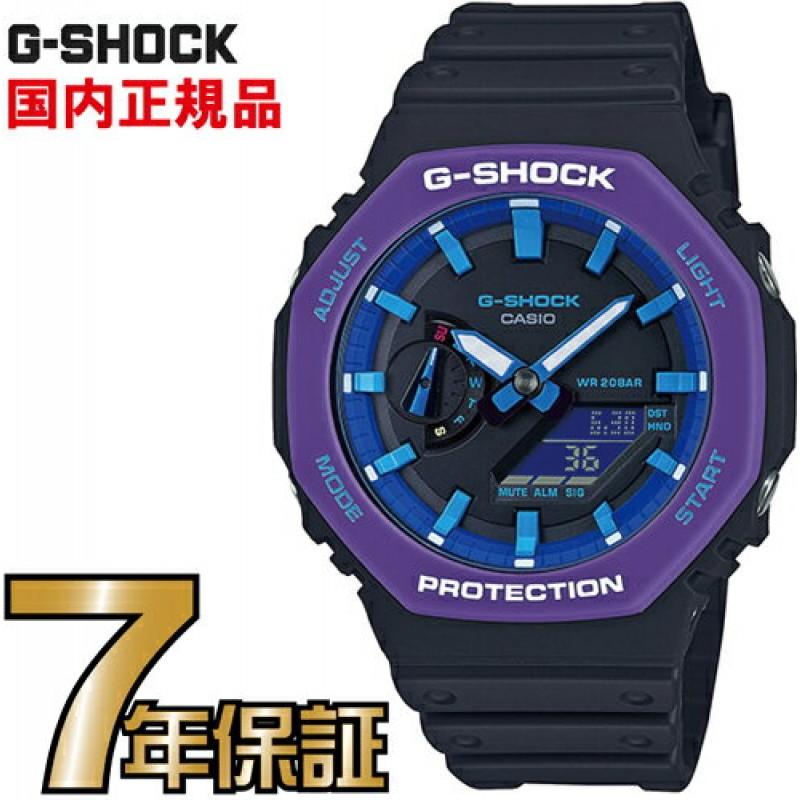 G-SHOCK G충격 아날로그 GA-2100THS-1AJR탄소 코어 가드 구조 CASIO손목 시계(국내 정품]남성