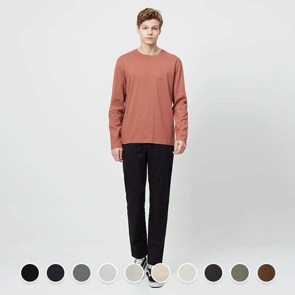 [현대백화점][지오다노] (01110522) 남성 치노 면바지