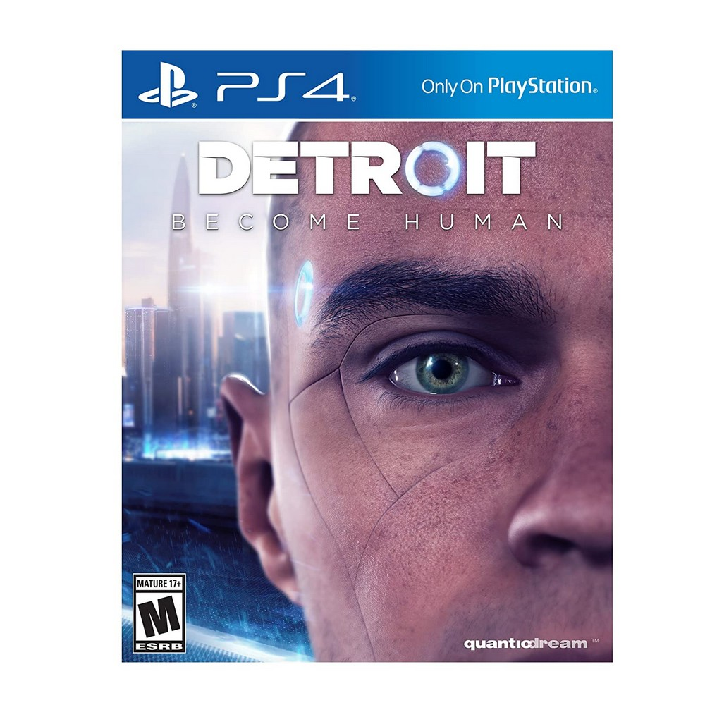 PS4 디트로이트 비컴 휴먼 Detroit Become Human, 선택1