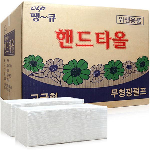 땡큐 무형광핸드타올, 1박스, 01_땡큐무형광핸드타올 30밴드
