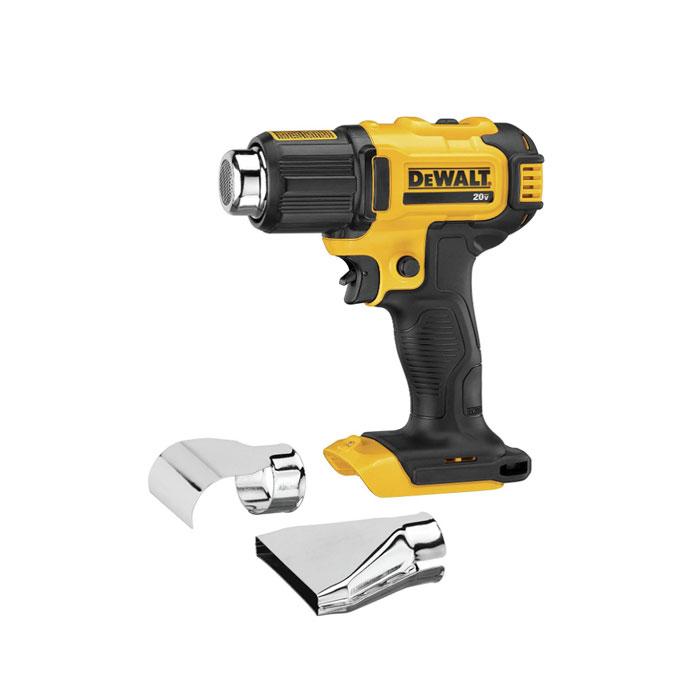 Dewalt 디월트 DCE530B 무선 히트건 열풍기 (Tool Only) DEWALT 20V Max Cordless Heat Gun, 단일상품