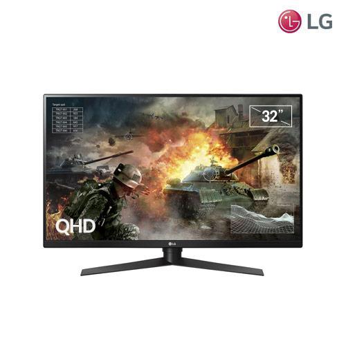 [S급리퍼] LG 울트라기어 게이밍 32인치 모니터 QHD