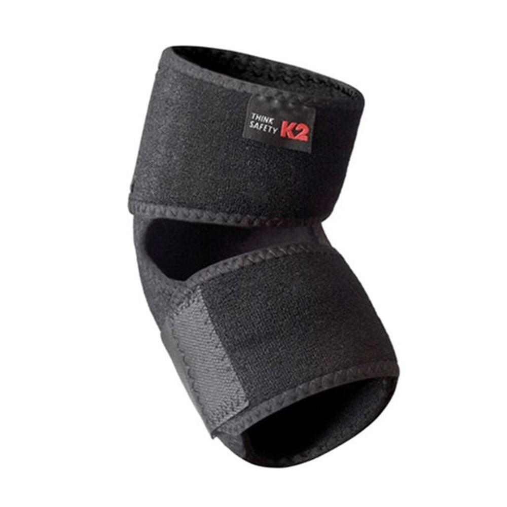 압박조절 가능 팔꿈치피로 최소화 블랙 보호대 바른자세 발목아대 허리아플때좋은운동 목디스크증상 L