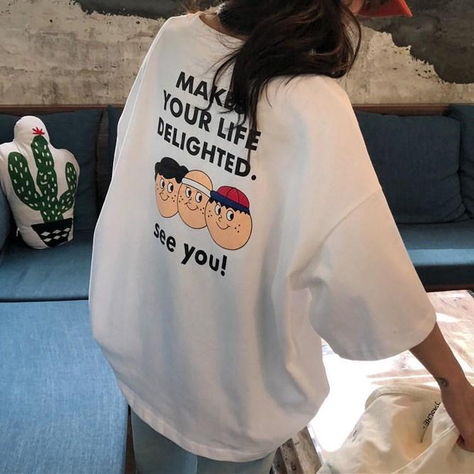 엘레스 여성용 반팔 티셔츠