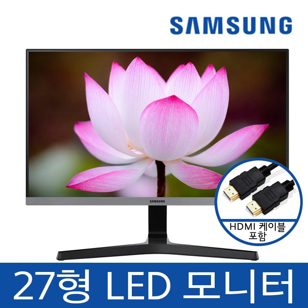 삼성전자 S27R350 27인치 LED 광시야각 모니터 -RC-