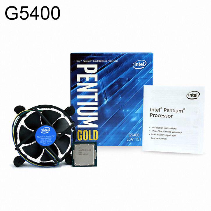 펜티엄 골드 G5400 (커피레이크) (정품)