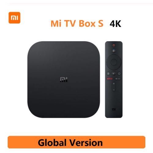 샤오미 미박스S 스마트TV 4k 글로벌 버전 한국어 지원
