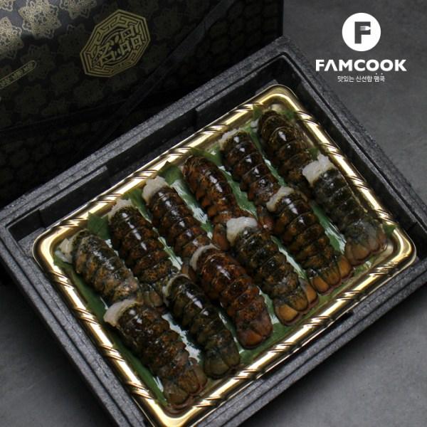 팸쿡 냉동 랍스타테일 선물세트, 1560g, 1박스