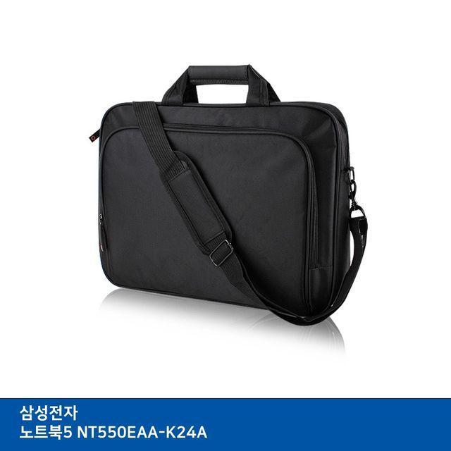 YHZ484878노트북 (T) NT550EAA-K24A 노트북5 삼성전자 가방, 단일색상, 단일옵션