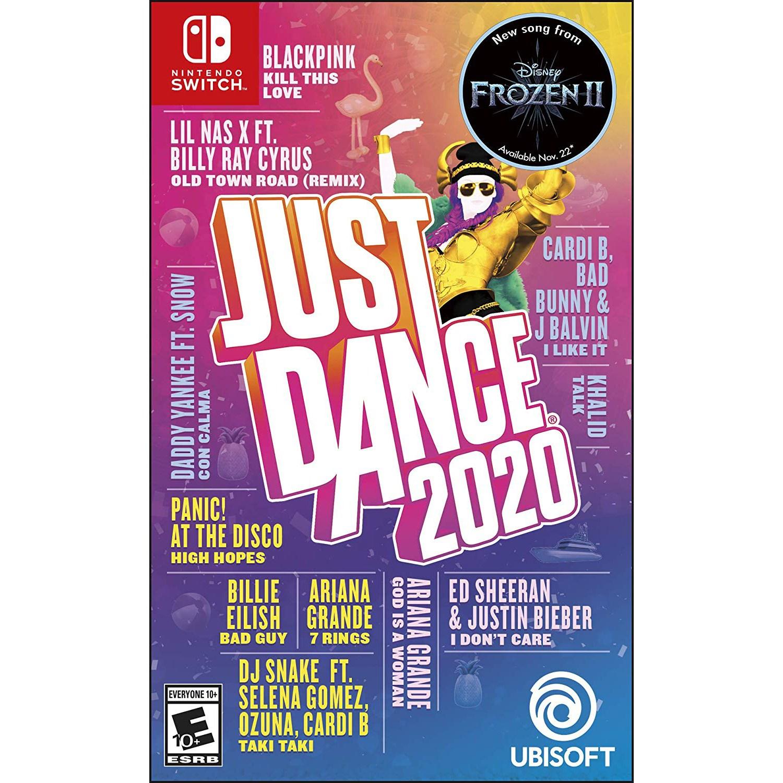 닌텐도 스위치 저스트댄스 2020 Just Dance, 닌텐도스위치