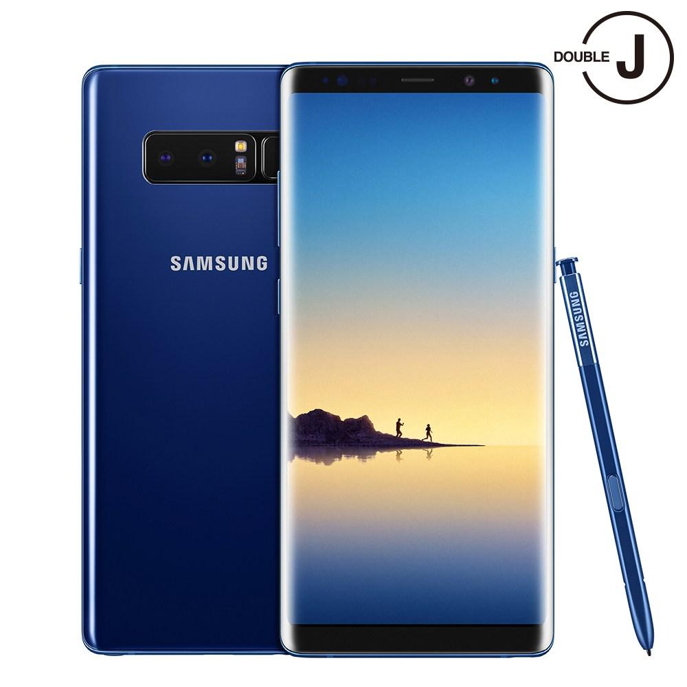 [삼성] 갤럭시 노트8 B급 공기계 휴대폰, 블루, 024