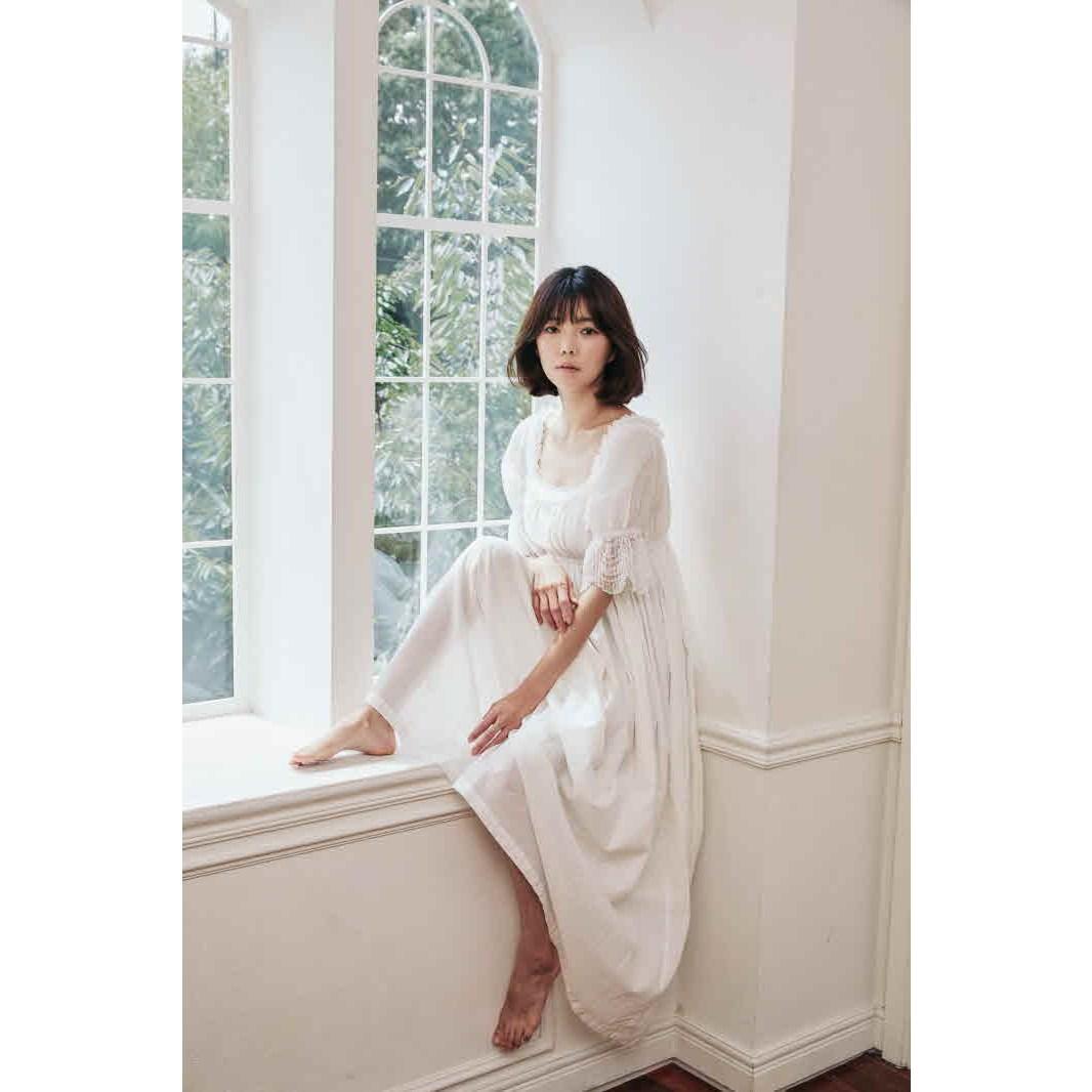 베르사유 공주 잠옷 원피스 홈웨어 드레스-마리앙투아네트