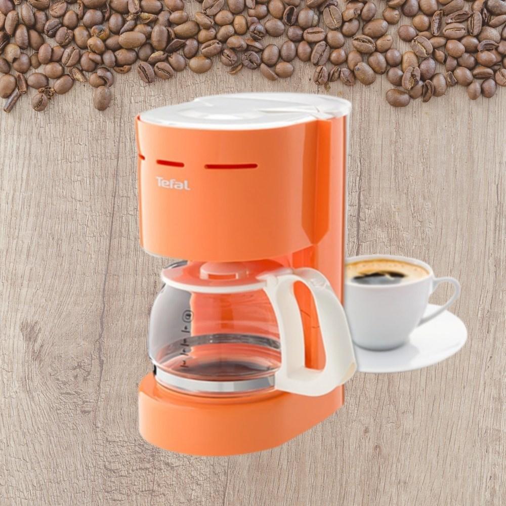 필유 커피머신 커피메이커 가정용 커피내리는기계