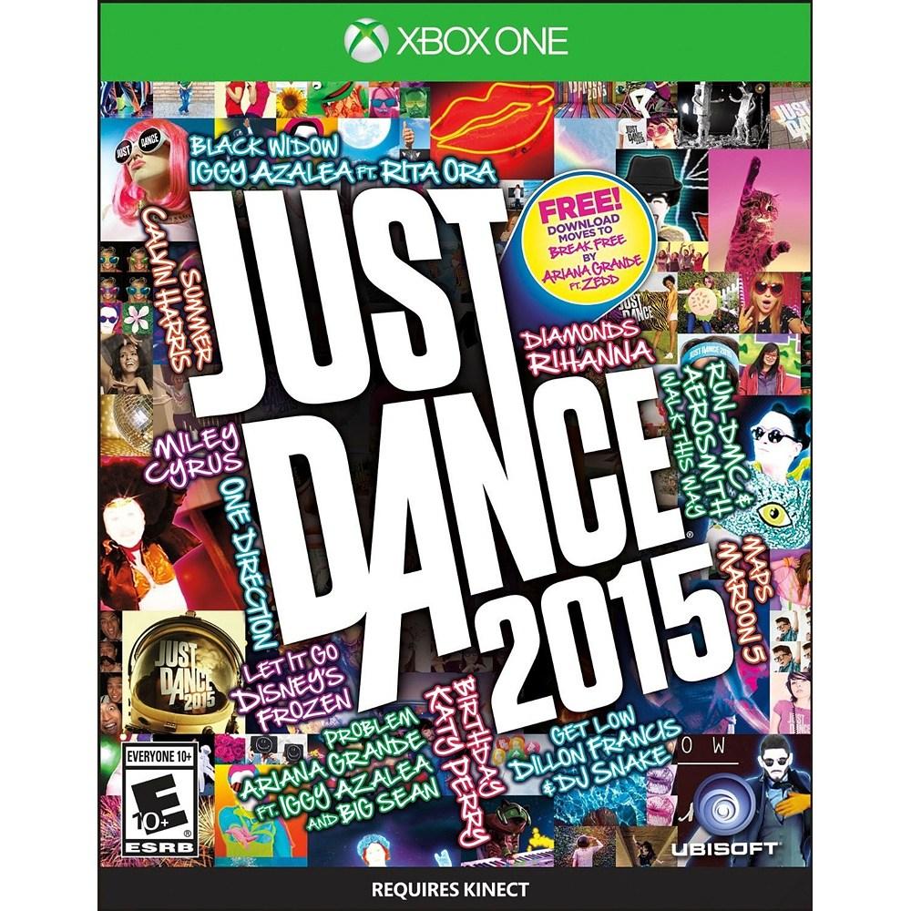 저스트 댄스 Just Dance 2015 - Xbox One, 단일상품