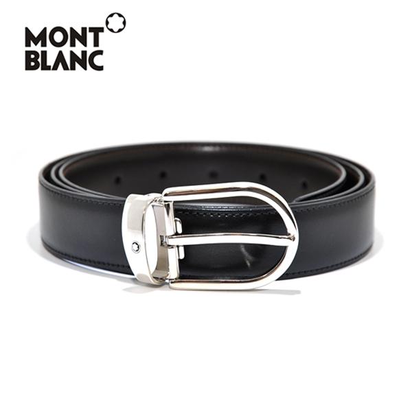 MONTBLANC 몽블랑 38157 클래식 양면벨트
