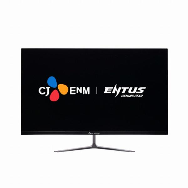 라온하우스 [CJ ENM] CJ ENM ENTUS 27인치 모니터 QHD 리얼 165hz 게이밍 / 블루라이트 차단 조준선 표시 FreeSync, 620426