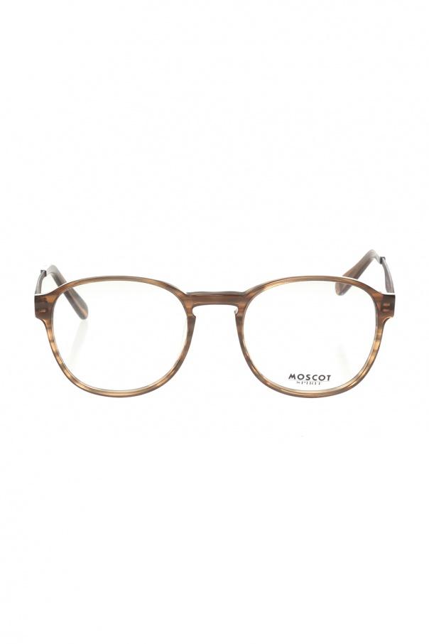 Moscot 'Henry' glasses HENRY 0-0217-01 BROWN 150불 이상 주문시 부가세 별도