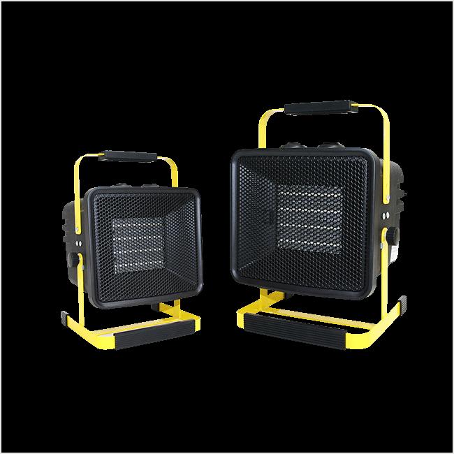 툴콘 산업용PTC팬히터 바이메탈스위치 장착 따뜻함이 솔솔 작업장히터, TP-3000 PRO