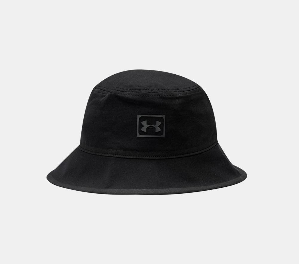 언더아머 UA 스톰 골프 버킷햇 낚시 벙거지 모자 1343187 Under Armour