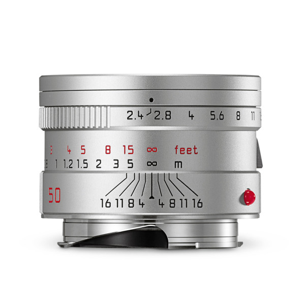 [라이카] (사은품증정 ~4/30) Leica Summarit-M 50mm f/2.4 Si, 상세 설명 참조