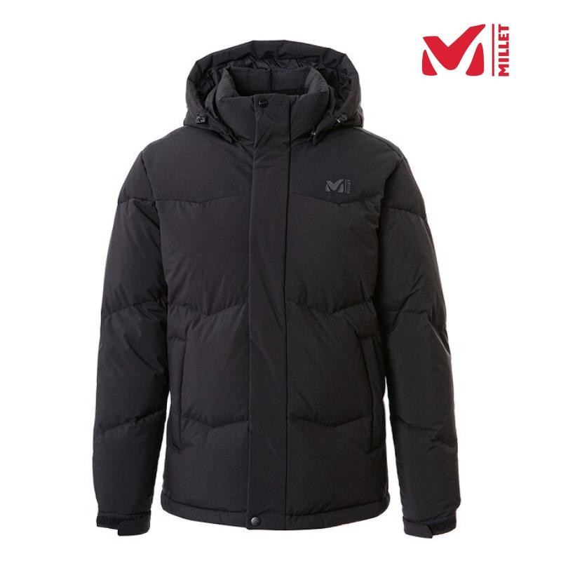 밀레 20F/W 클래식한 멋스러움으로 올 겨울 따뜻하게 보낼 수 있는 꾸안꾸 남성 중량 다운