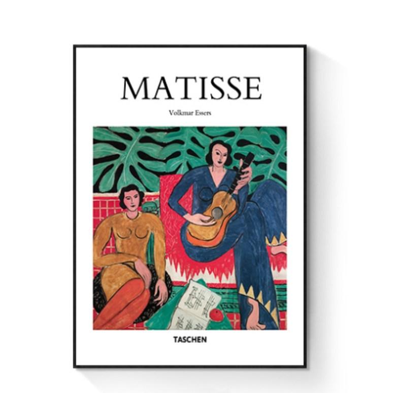 Henri Matisse Fauvism 두꺼비집 가리개 배전함 커버 액자 덮개 마티스 명화 아르데코 페인팅, 002