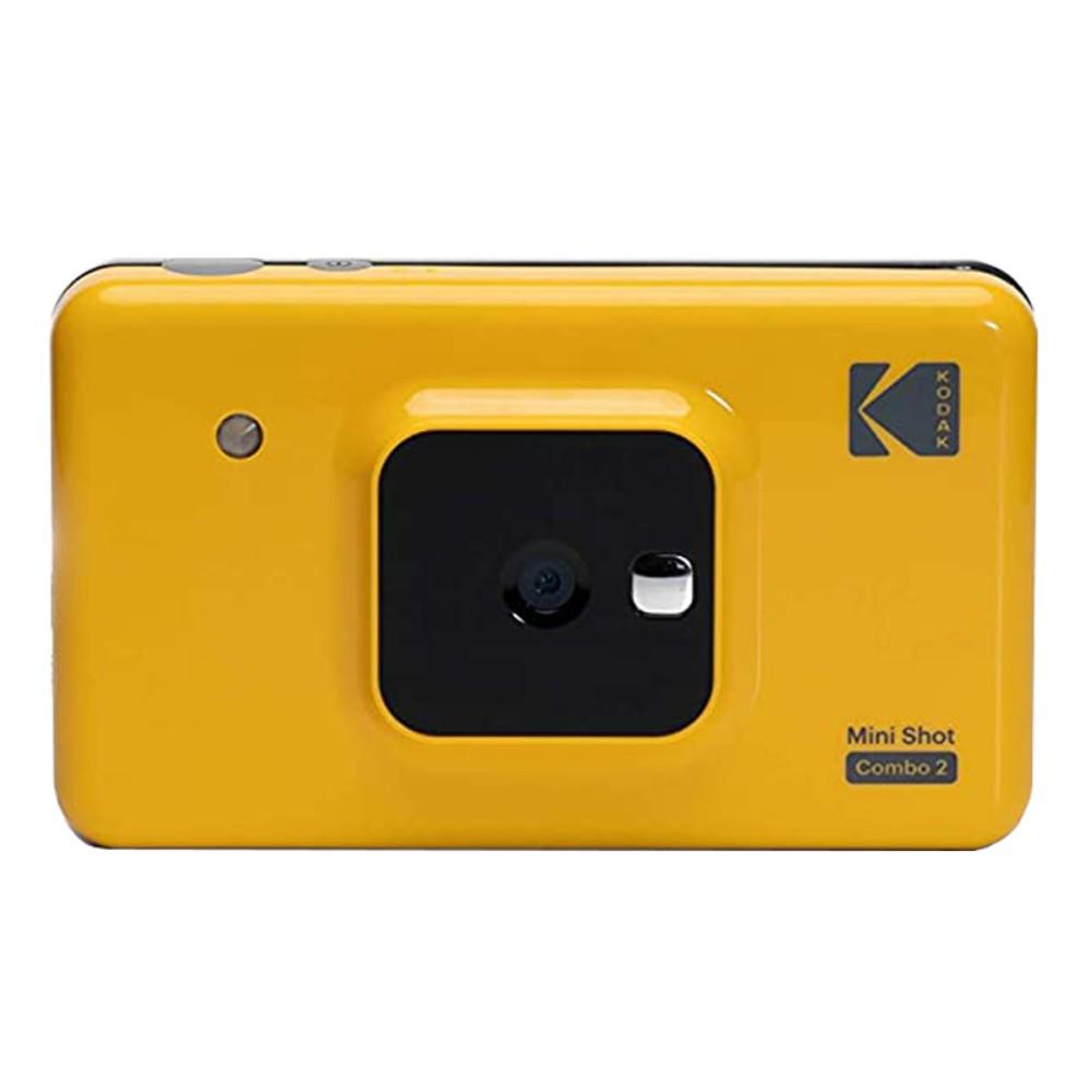 미니샷 레트로 2 즉석 필름 카메라 셀프 사진기 인화기 C210R 코닥 폴라로이드 화면 미리보기 블루투스 휴대전화 사진 출력, 황회모색개, B-5-5996865714