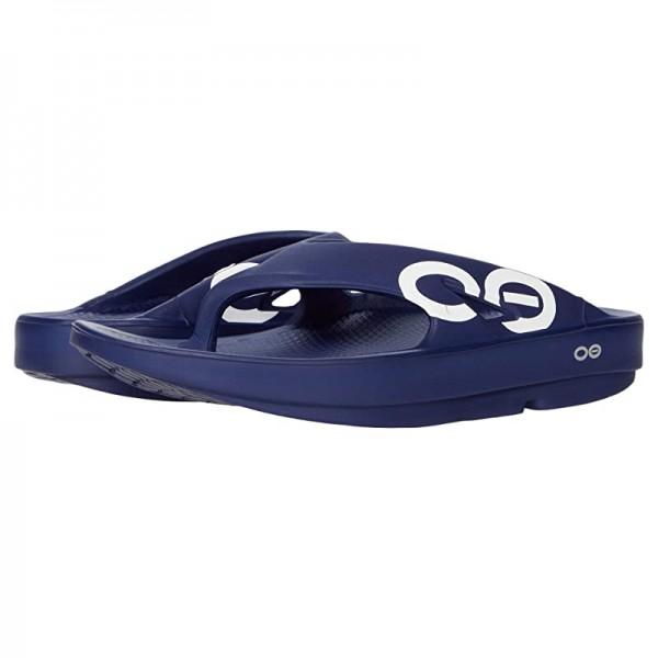 [미국정품] 363045 우포스 남성 슬리퍼 OOFOS OOriginal Sport Sandal - Navy/White \