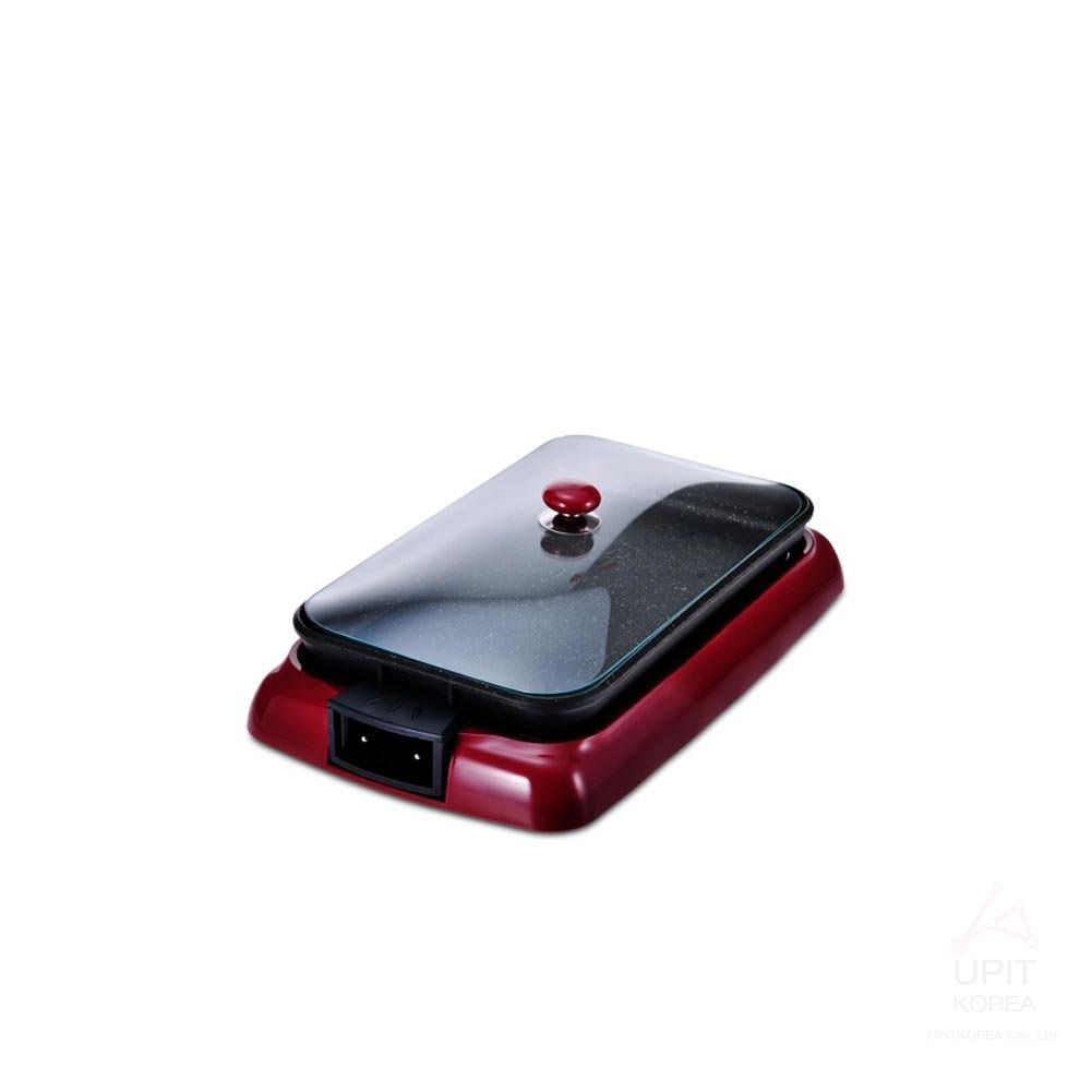 고기굽는그릴 연기안나는전기그릴 고기굽는기계 바베큐불판 고기불판 DWP-330 대원 테이블 콤비 전기그릴 _0186, [무료배송] 본상품선택
