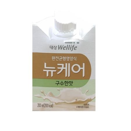 뉴케어 구수한맛 아셉틱 200ml., 상세페이지 참조, 상세페이지 참조