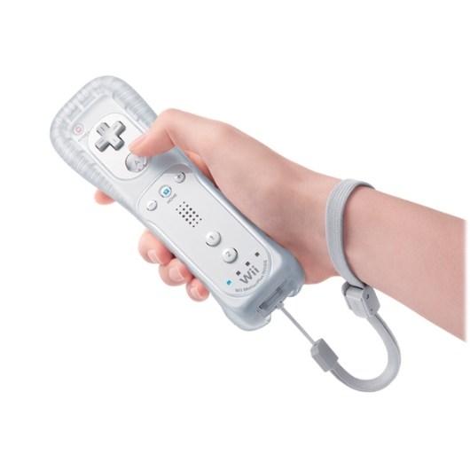 닌텐도 Wii 리모컨플러스 모션플러스 내장, 화이트
