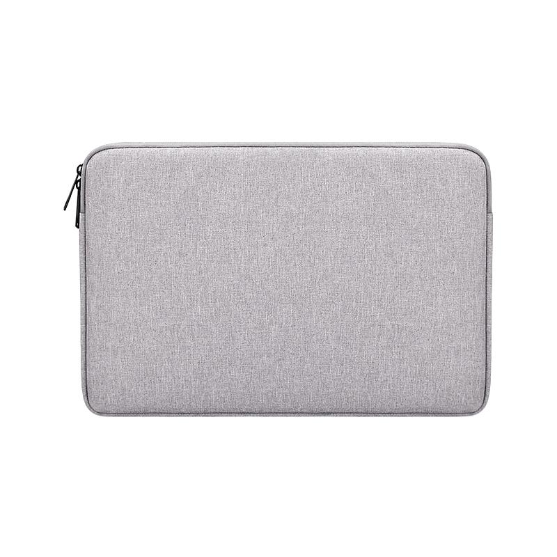 고운세상 13인치 14인치 15인치 15.6인치 케이스 맥북 LG그램 삼성 노트북 파우치 가방, 그레이