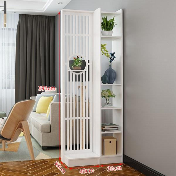 가벽세우기 공간분리 현관 파티션 셀프인테리어 원룸, 흰색 191 X 70cm_1개