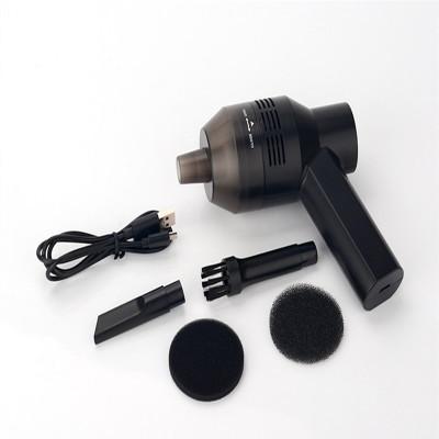 USB청소기 usb청소기 충전 무선 강력 컴퓨터 키보드 노트 핸드형 소형 초미니 미니 클리너, T01-유광 무선타입