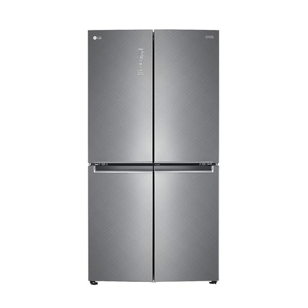 LG전자 LG 디오스 4도어 870L 냉장고 F873SN35E /전국물류설치, 폐가전수거없음
