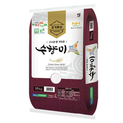 골든퀸 3호 농협 수향미 10kg / 상등급 최근도정
