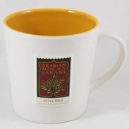 Starbucks 스타벅스 커피 2006 아라비아 모카 사나니 머그 18온즈 PROD770007381, 상세 설명 참조0, One Color