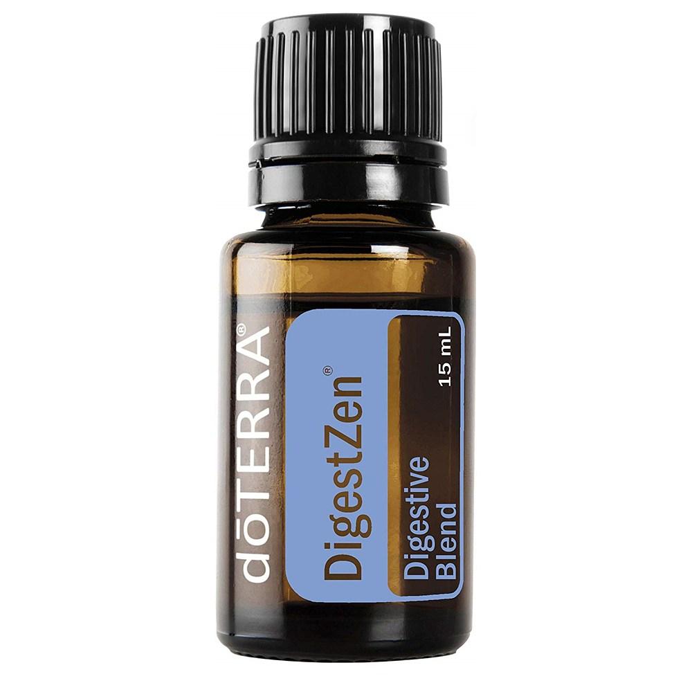 doTERRA 도테라 다이제스트젠 에센셜 오일 15ml DigestZen Essential Oil, 1개