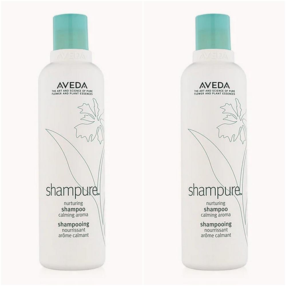 Aveda 아베다 샴푸어 샴푸 250ml x2팩 shampure nurturing shampoo, 2개