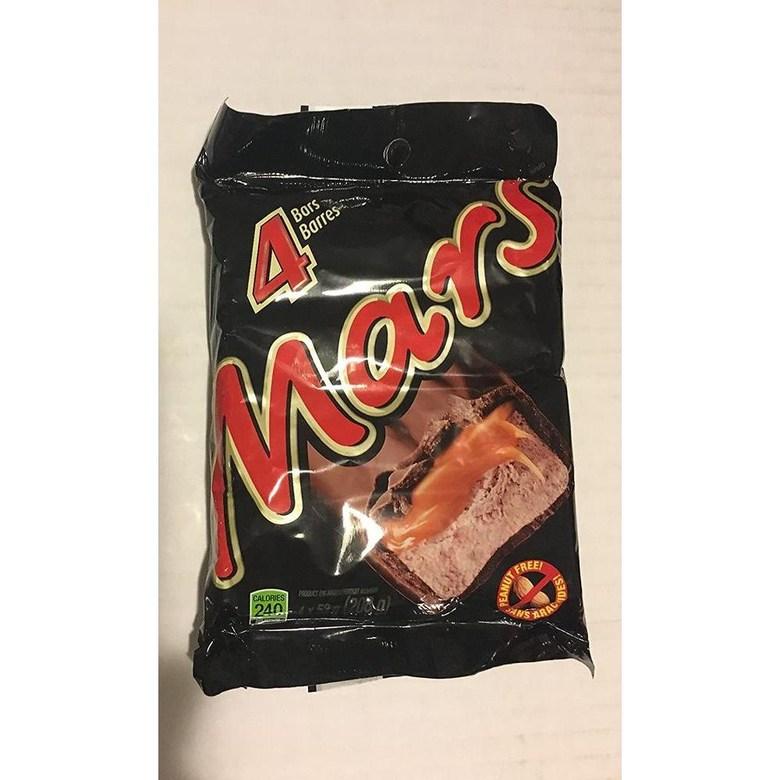 미국직구 Mars Chocolate Full Size Bars 4 팩 캐나다에서 수입, 상세참조, 상세참조