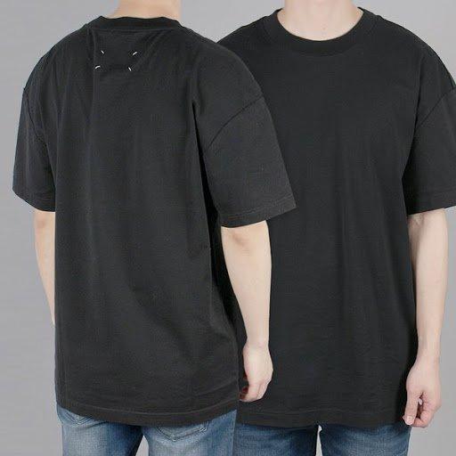 스테이 메종 마르지엘라 반팔티셔츠 남녀공용 반팔 티셔츠