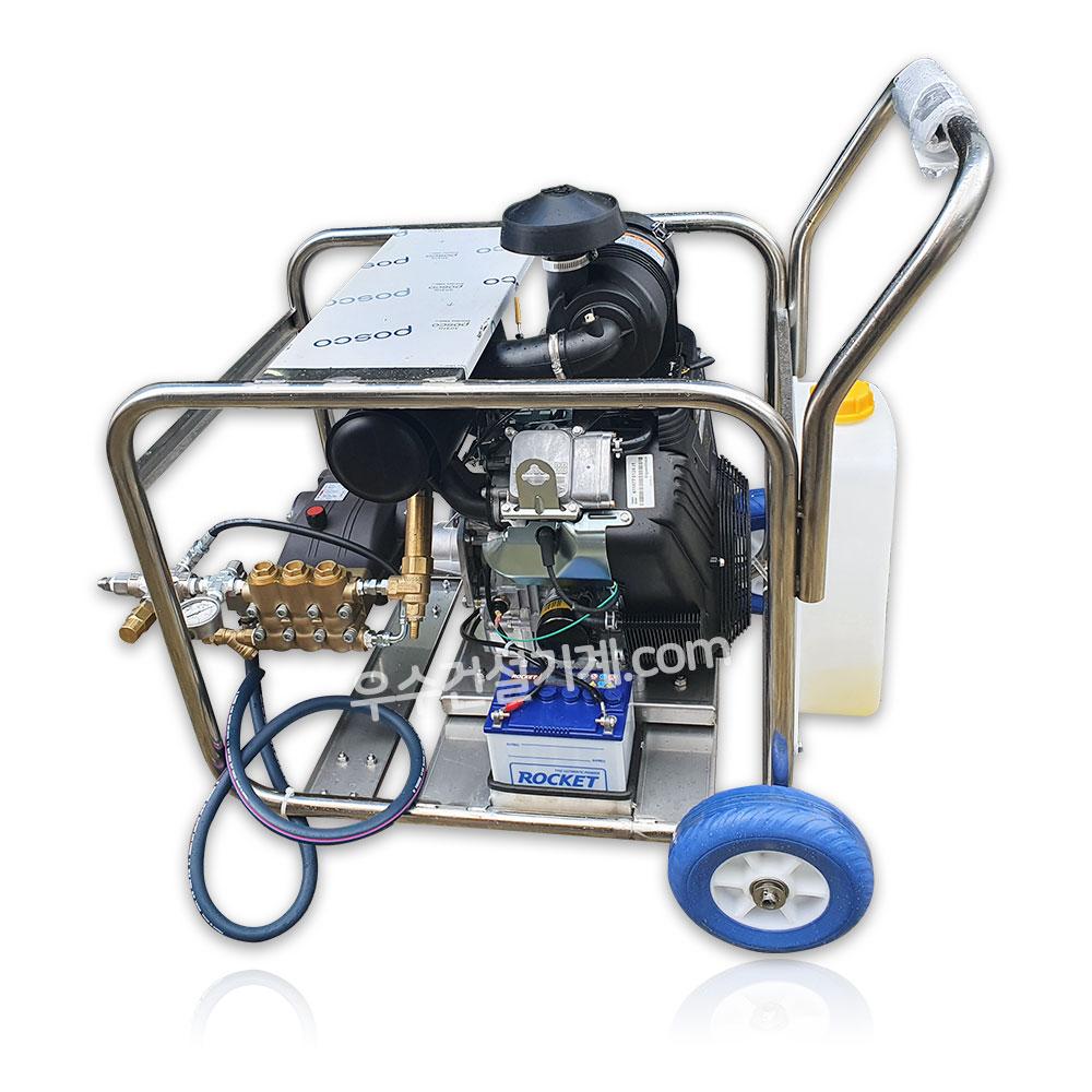 블루 엔진 고압세척기 VE-5020 ( 500바 20리터 ), 1대