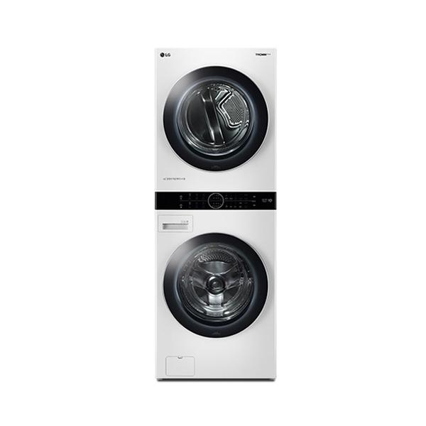 LG전자 W16WT 트롬 워시타워 세탁21+건조16kg, 단일상품