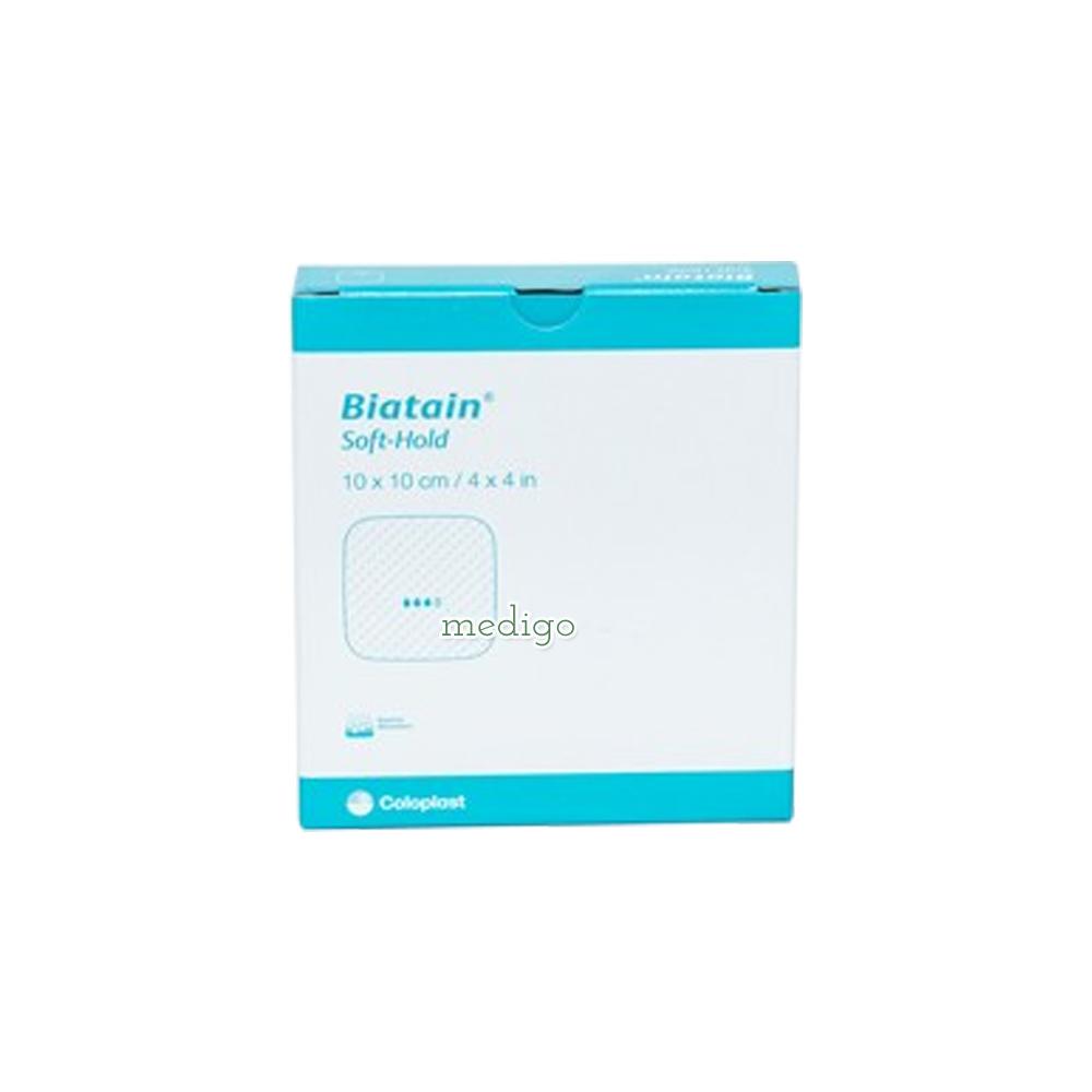 바이아테인 소프트 홀드 Biatain soft hold 점착식폼드레싱 3470 10cmx10cmx5매 (POP 1112130335)