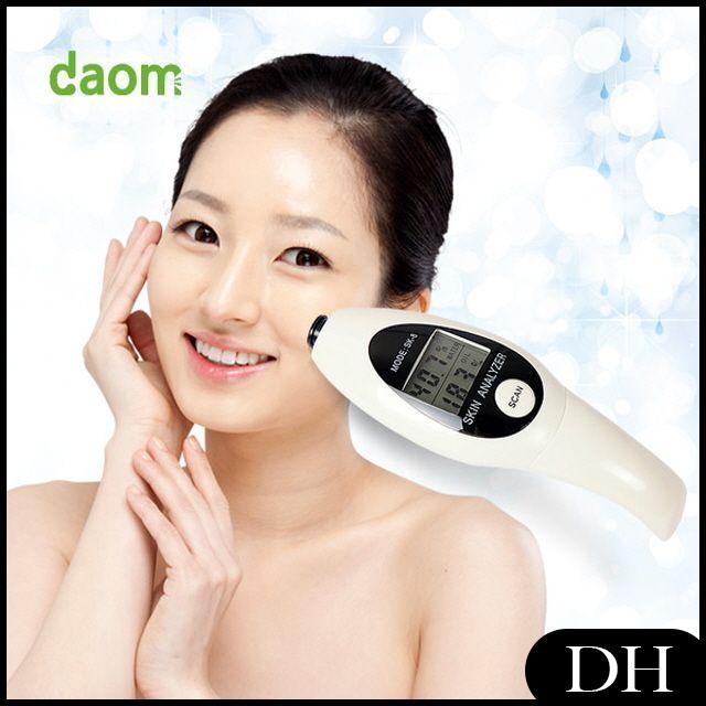 DH 유수분측정기 스킨케어 피부관리 수분측정기, DH 본상품선택