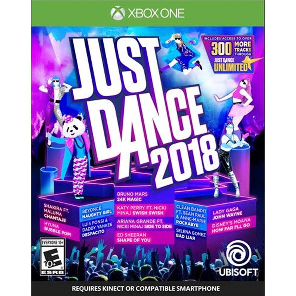 저스트 댄스 2018 Just Dance 2018 - Xbox One, 단일상품