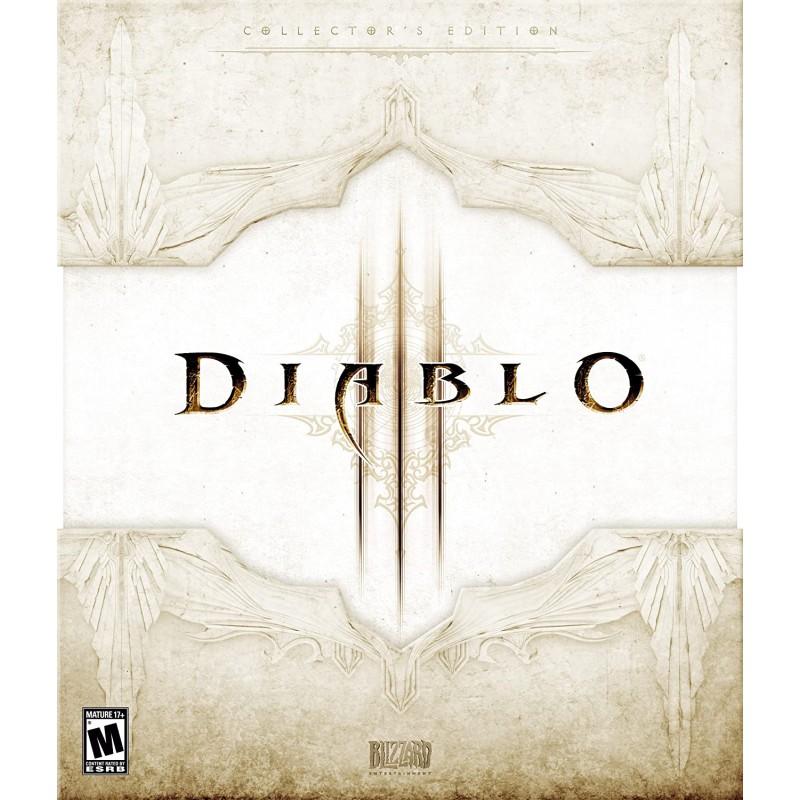 디아블로 III:콜렉터 판, 1, 단일상품