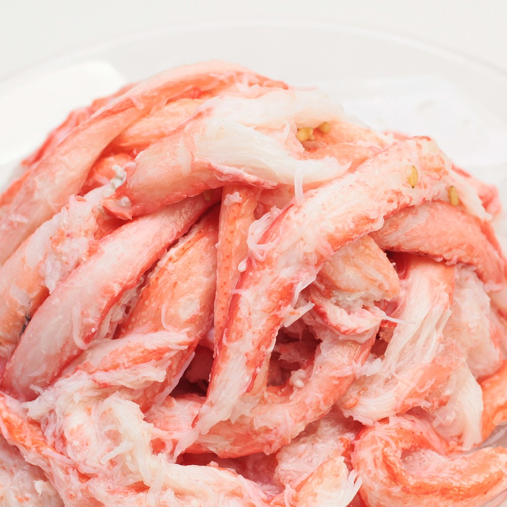 속초 붉은 대게살 (다리살+몸통살)