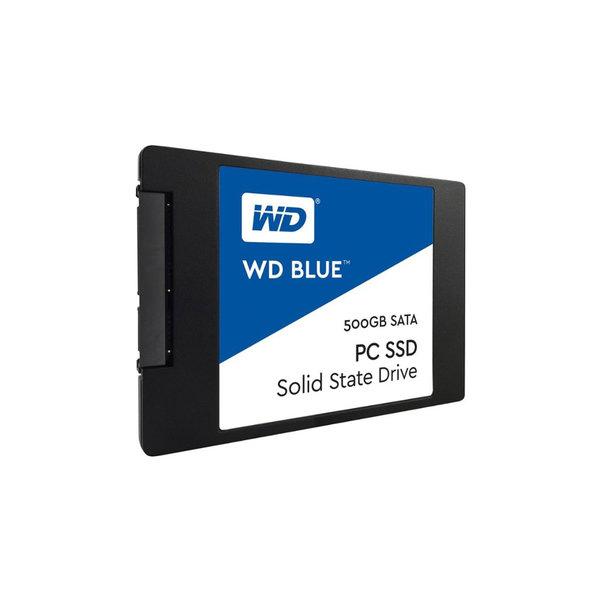 [웨스턴디지털] WD Blue 블루 3D NAND SSD 500GB